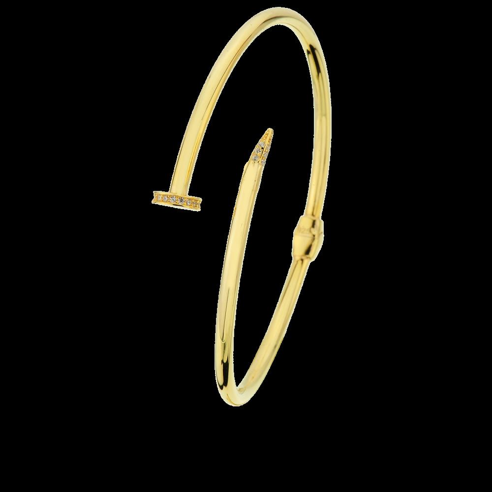 Çip Gold Altın Bileklik