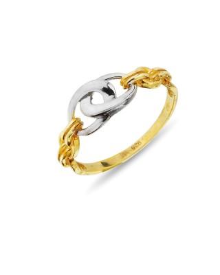 Çip Gold Altın Yüzük